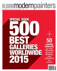 500 BEST GALLERIES WORLDWIDE