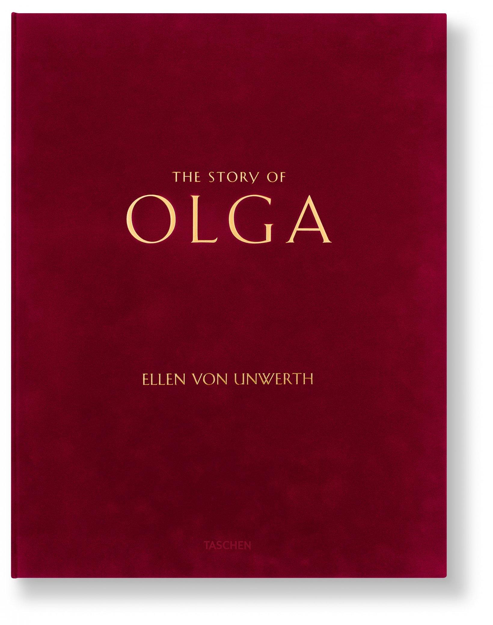 ELLEN VON UNWERTH'S BOOK