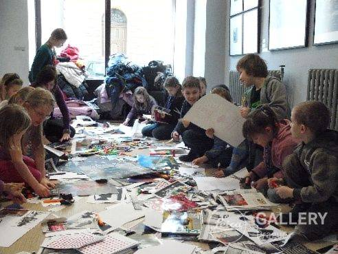 CREATIVE WORKSHOPS FOR SCHOOLS AND YOUTH