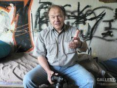 WORKSHOP WITH THE PHOTOGRAPHER JAROSLAV KUČERA