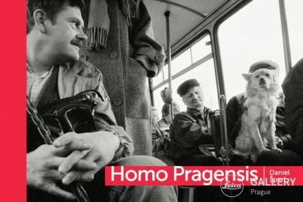 DANIEL ŠPERL - HOMO PRAGENSIS